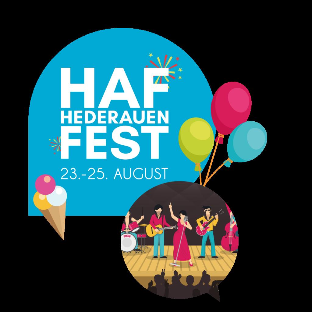Logo Hederauenfest in Salzkotten