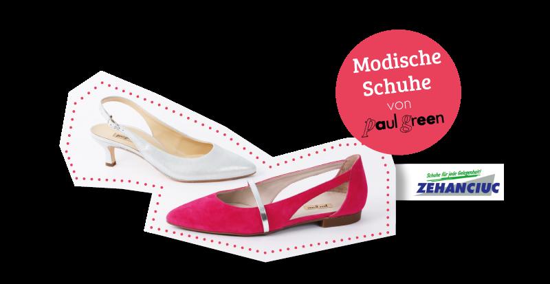 Modische Schuhe bei Zehanciuc in Salzkotten